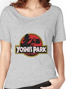 Yoshi's Park Women's Relaxed Fit T-Shirt