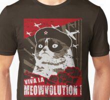 Viva La MeowVolution ! Unisex T-Shirt