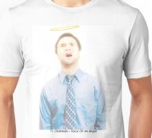 TJ Chatman - Voice of an Angel (With Text) Unisex T-Shirt