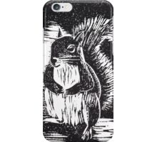 Squirrel: Ready for Winter iPhone Case/Skin