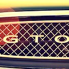 Pontiac GTO by Saija  Lehtonen