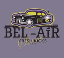 BEL AIR HERMES INSPIRED GRAPHIC W/FRESH PRINCE TWIST by MelanieAndujar