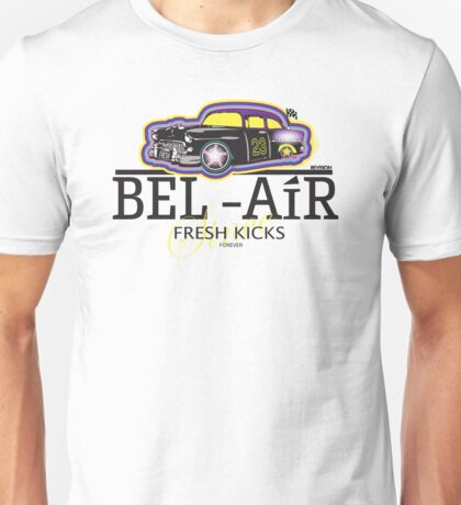 BEL AIR HERMES INSPIRED GRAPHIC W/FRESH PRINCE TWIST Unisex T-Shirt
