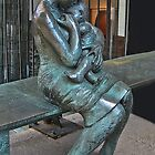 Montreal Street Sculpture by Heather Friedman