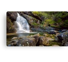 Lady Bath Falls Canvas Print