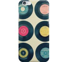 Vinyl Collection iPhone Case/Skin