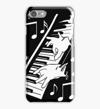 music man iPhone Case/Skin