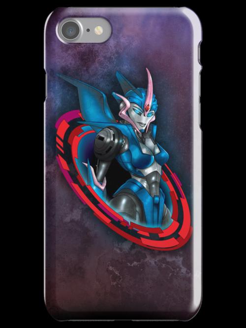 Arcee Phone Case by Ryan Wilton