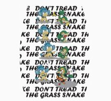 Don't Tread The Grass Snake by Winick-lim