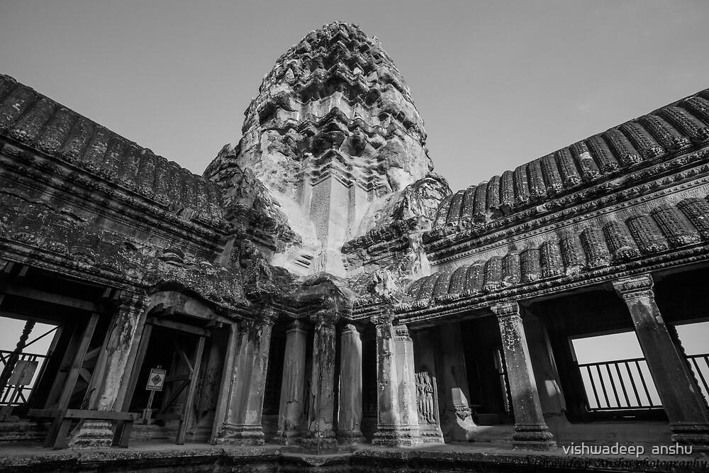 Angkor Wat - 26 by vishwadeep  anshu