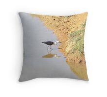"""Stalk"" Throw Pillow"