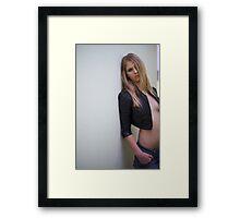 Tabitha - Wall Framed Print