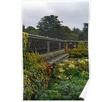 AUTUMNAL SHOT OF HAREWOOD HOUSE Poster