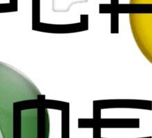 I Play Games-XBox Sticker