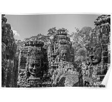 Angkor Wat Sanctuary - 33 Poster