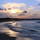Fraser Island - From Waddi Point by Cassie Robinson