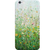 The Field Behind My House iPhone Case/Skin