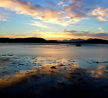 Oban, Scotland - Sunset by rsangsterkelly