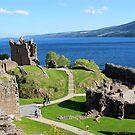 Urquhart Castle - Loch Ness by rsangsterkelly