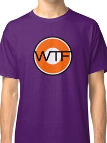 WTF road sign Classic T-Shirt