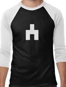 White Bear Men's Baseball ¾ T-Shirt