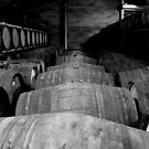 Edradour Distillery - The Wharehouse by rsangsterkelly