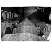 Edradour Distillery - The Wharehouse Poster