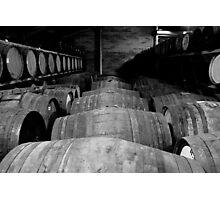 Edradour Distillery - The Wharehouse Photographic Print