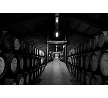 Edradour Distillery - The Wharehouse 2 Photographic Print