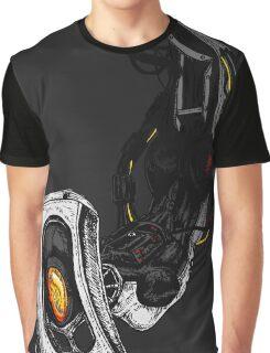 GLaDOS pinup (Original illustration) Graphic T-Shirt