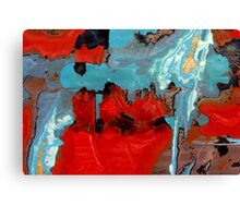 dive right in Canvas Print