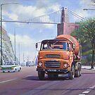 Mike's lorries. by Mike Jeffries