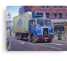 Atkinson meat wagon Canvas Print