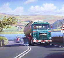 Foden S85 by Mike Jeffries