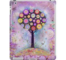 Bright tree. iPad Case/Skin