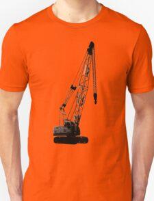 black crane T-Shirt