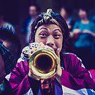Trumpeteer by Fernando Rosenberg