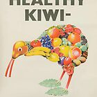 Healthy Kiwi  by Darian  Zam