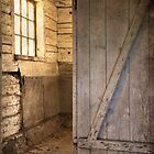 Barn Door                                                                                                                      by Madeleine Forsberg