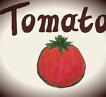 tomato by gasponce
