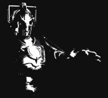 Cyberman 001 by Steven Miscandlon