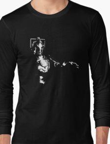 Cyberman 001 Long Sleeve T-Shirt