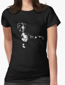 Cyberman 001 Womens Fitted T-Shirt