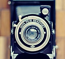 Agfa Readyset Vintage Camera by Bethany Helzer