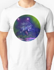 in to the night sky Unisex T-Shirt