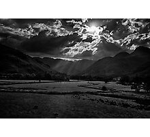 Langdale Valley Photographic Print
