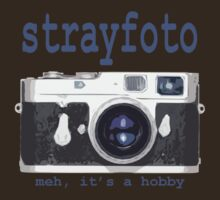 Strayfoto Meh It's A Hobby Logo Design by strayfoto