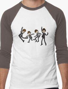 Beatles Time! Men's Baseball ¾ T-Shirt