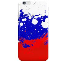 into the sky, Russia iPhone Case/Skin