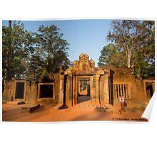 Angkor Wat Sanctuary - 49 Poster